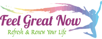 feel great now logo