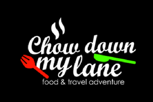 chow down my lane logo