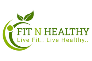Fit n healthy logo