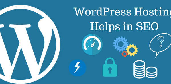 WordPress Web Hosting Helps in SEO
